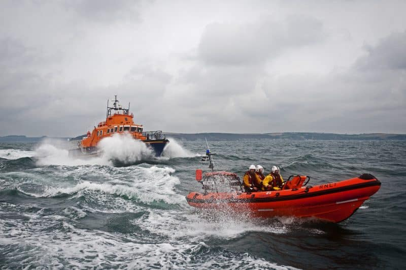 All-weather and inshore lifeboats – 27 January 2019