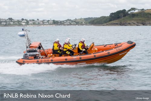Inshore lifeboat – 31 August 2019