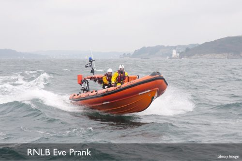 Inshore lifeboat – 21 August 2019